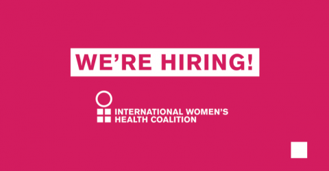 Vacancy at IWHC, New York: International Policy Program Officer