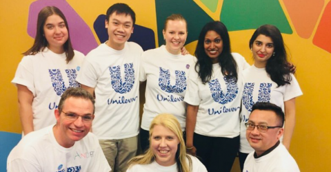 2019 Human Resource Internship at Unilever in Netherlands