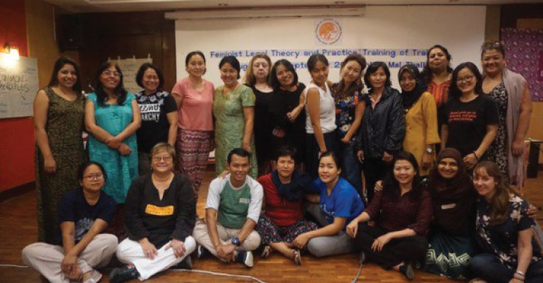 Asia-Pacific-Regional-Feminist-Legal-Theory-and-Practice-(FLTP)-Training-2019-in-Malaysia