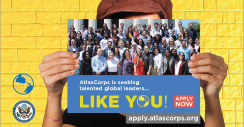 Atlas Corps Fellowship 2019 in USA