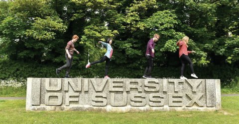 2019 Chancellor's International Scholarships at University of Sussex, UK