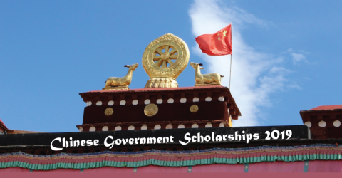 Chinese Government Scholarships 2019