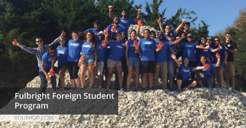 Fulbright Foreign Student Program 2019 (Middle East and North Africa)