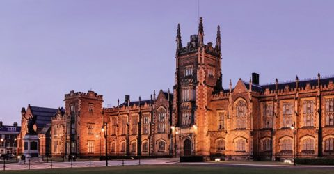 Mary McNeill Scholarships 2019 at Queen's University of Belfast, UK