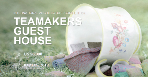 Teamakers Guest House Competition 2019 in Europe