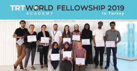 TRT World Fellowship 2019 in Turkey