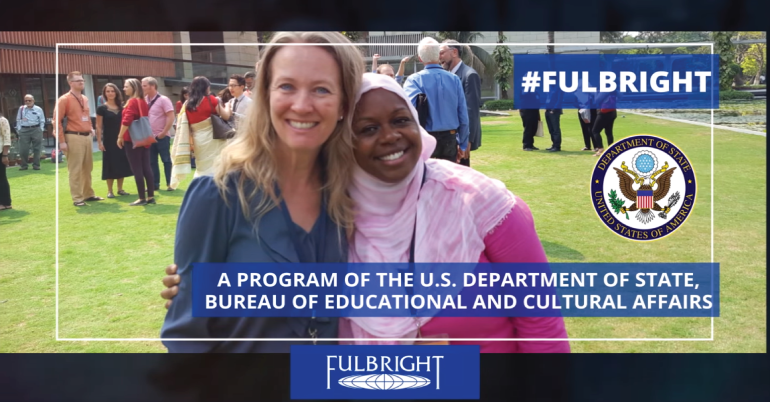 U.S. Fulbright Scholar Program 2020-21