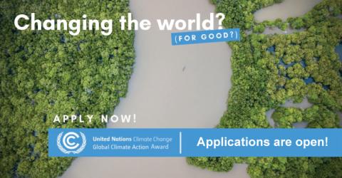 UN Global Climate Action Award 2019