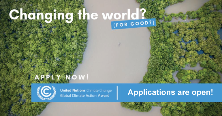 UN Global Climate Action Award 2019