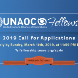 UNAOC Fellowship Programme 2019