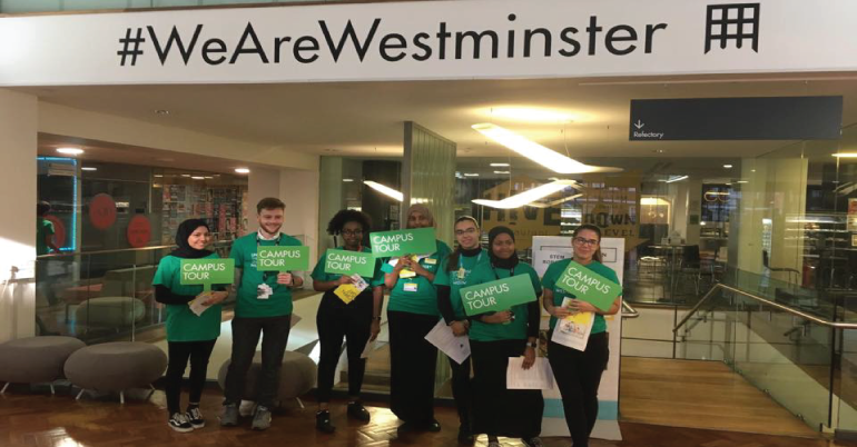 Westminster Undergraduate Full International Scholarship 2019 in UK