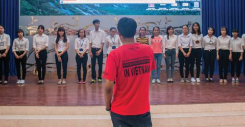 Vietnam's Amazing Student' Contest 2019 in Vietnam