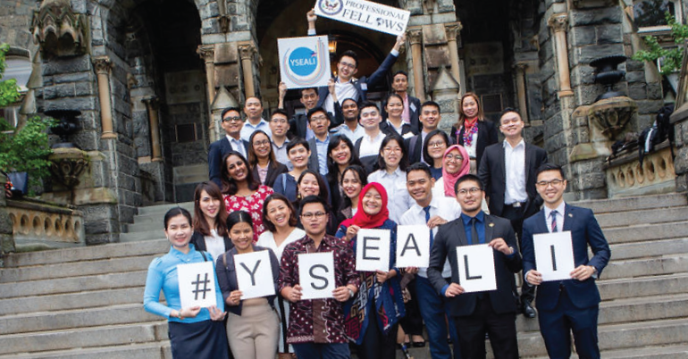 YSEALI Professional Fellows Program Fall 2019 in USA