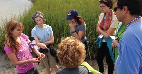 2019 Ocean Science Journalism Fellowship in Massachusetts