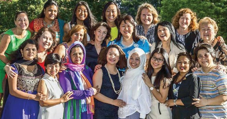 Changing Faces Women's Leadership Seminar 2019 in Hawaii