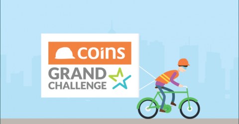 COINS Grand Challenge 2019 – Win Cash Prizes, Grants and More