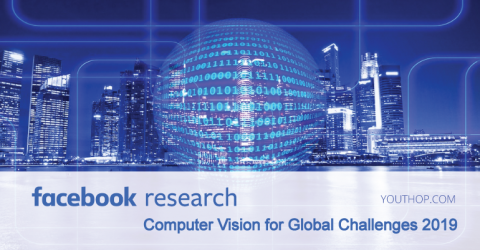 Facebook Research: Computer Vision for Global Challenges 2019