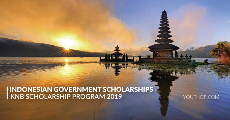 Indonesian Government's KNB Scholarship Program 2019