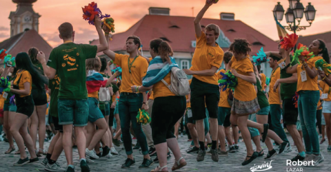International Student Week 2019 in Timișoara, Romania