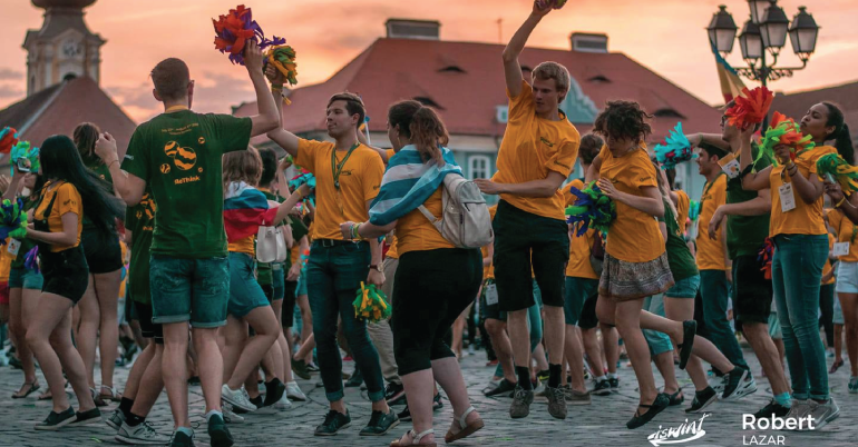 International Student Week 2019 in Timișoara, Romania