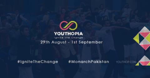 International Youthopia 2019 in Karachi, Pakistan