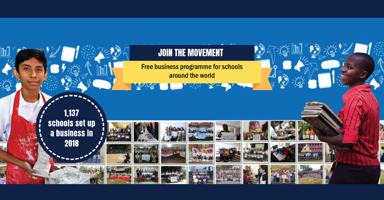 Join the School Enterprise Challenge 2019