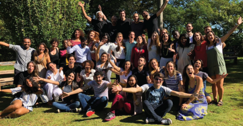 Leadership programme for Global Changemakers 2019 in Kenya
