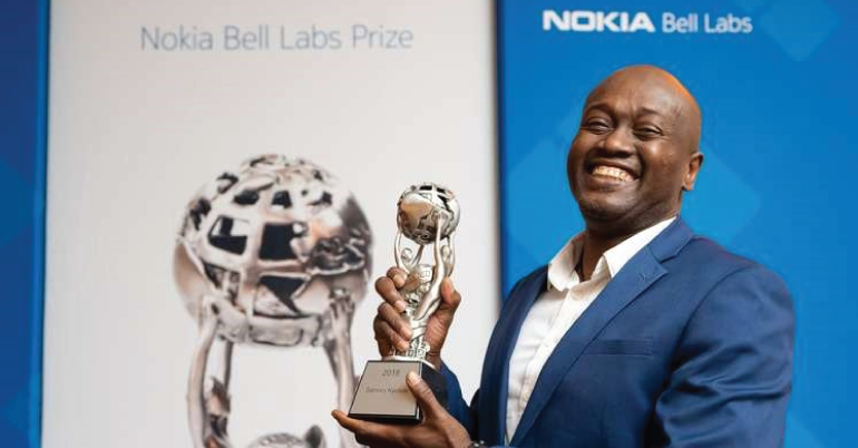 Nokia Bell Labs Prize 2019