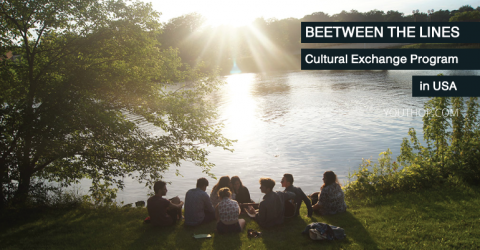 Between the Lines: Peace and the Writing Experience Cultural Exchange Program 2019 in USA