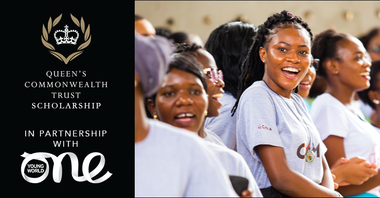 Queen's Commonwealth Trust Scholarships to Attend The One Young World 2019 in London