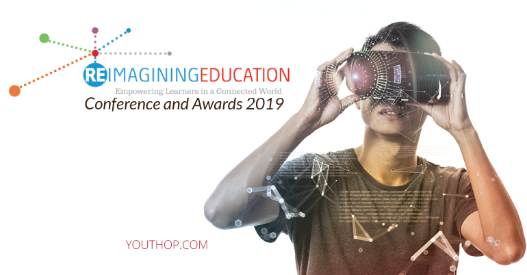 Reimagine Education Conference and Awards 2019 in London.