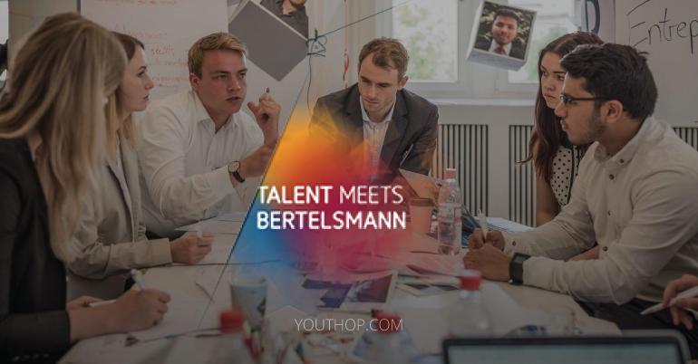 Talent Meets Bertelsmann 2019 in Germany