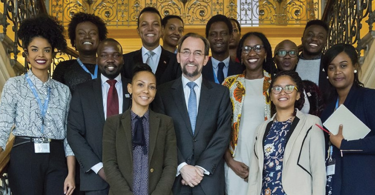UNHRC Fellowship Programme 2019 for People of African Descent in Geneva