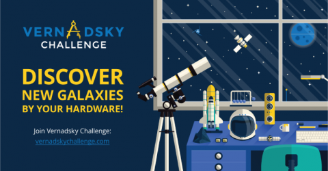 Vernadsky Challenge 2019- Grant Funding Equivalent to $70 000