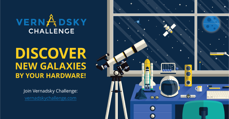 Vernadsky Challenge 2019