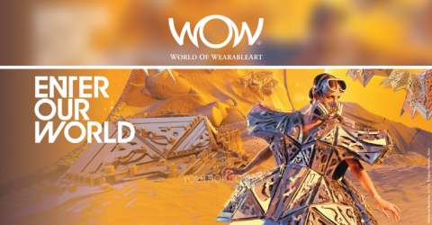 World of WearableArt- WOW Competition 2019 in New Zealand