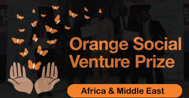 2019 Orange Social Venture Prize Africa & Middle East