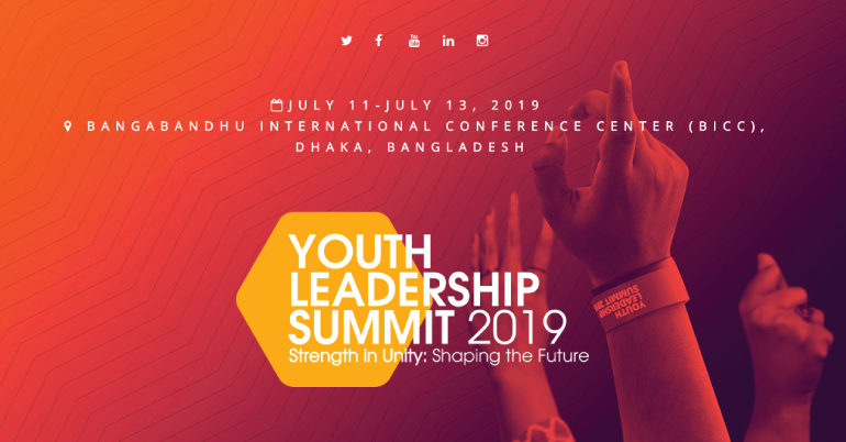 BYLC Youth Leadership Summit 2019 in Bangladesh