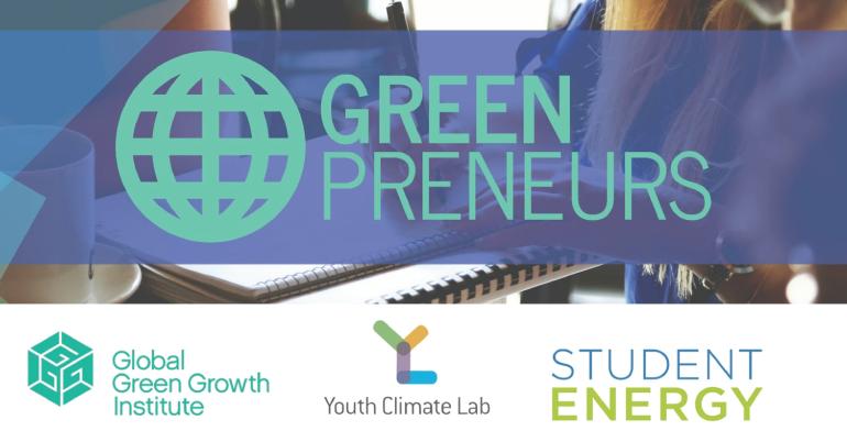 Greenpreneurs 2019