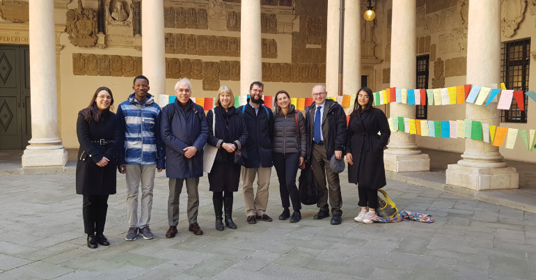 """International Joint Ph.D Programme 2019 """"Human Rights, Society, and Multi-level Governance"""" in Italy"""