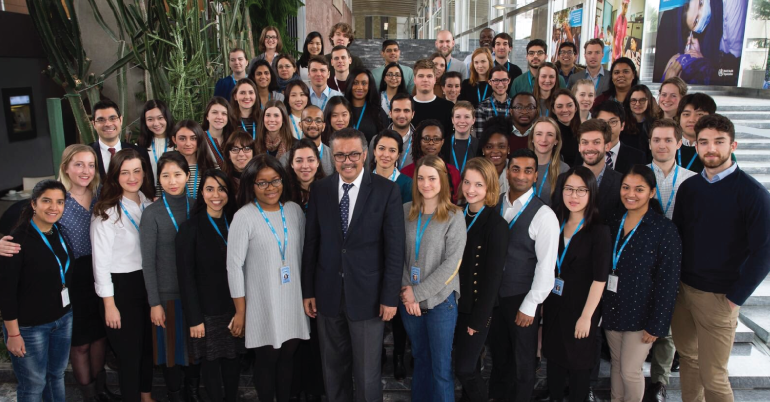 Internship at United Nations Department of Economic and Social Affairs for Social Sciences