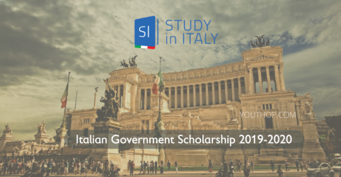 Study in Italy: Italian Government Scholarship 2019-2020