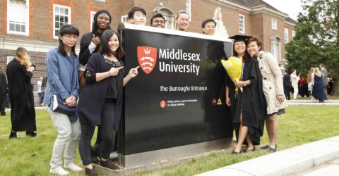 Middlesex University Scholarships 2019 in UK