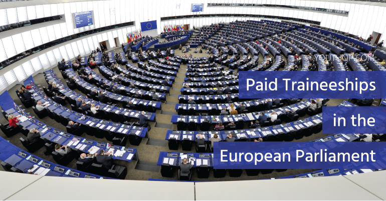 Schuman Traineeships in the European Parliament 2019