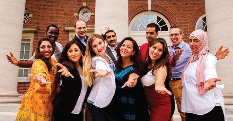 The Hubert H. Humphrey Fellowship Program 2019 in USA
