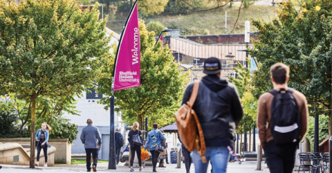 Transform Together Scholarships at Sheffield Hallam University, UK (September 2019 Cohort)