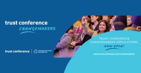 Trust Conference Changemakers Programme 2019 in UK