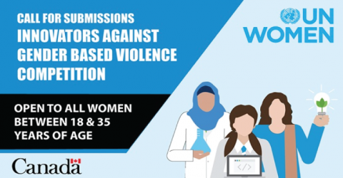 UN Women Innovators Against Gender Based Violence Award 2019
