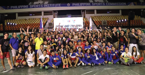 UNESCO Sport and the SDGs Youth Funshop 2019 in South Korea