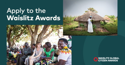 Waislitz Global Citizen Awards 2019 (Win a Funded Trip to New York)